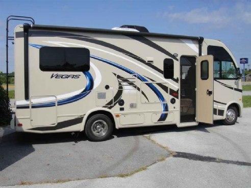 2015 thor motor coach thor vegas ruv 24 1 for sale joplin for Thor motor coach vegas for sale